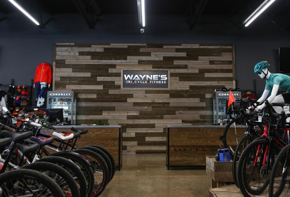 Wayne's Ski and Cycle - 1