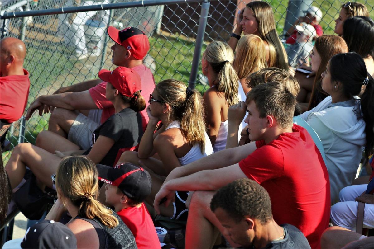 Mason City fans