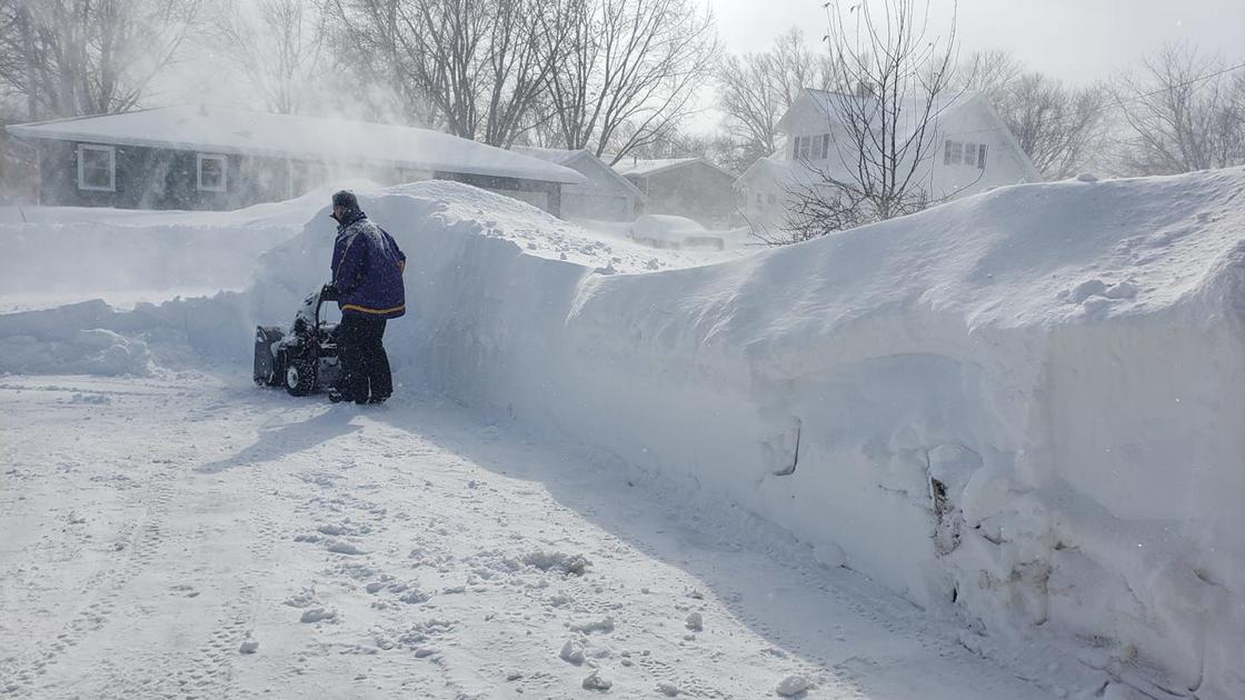 Photos Reader Submitted Images Of Really Big North Iowa