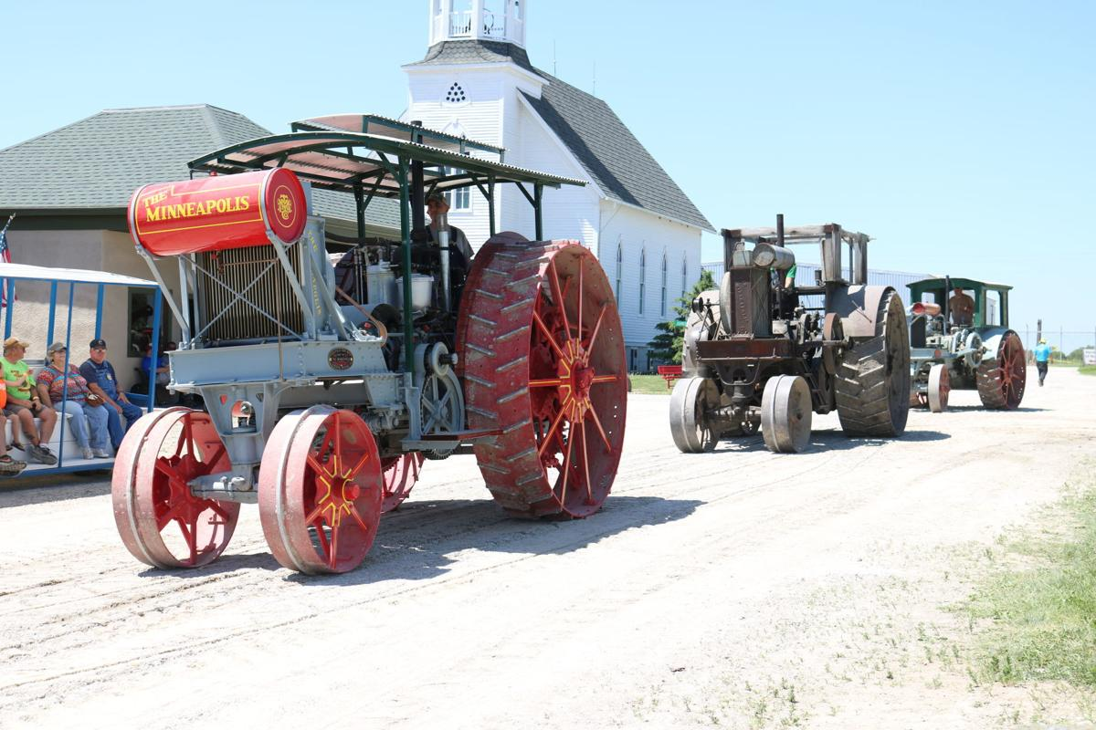 Steam - prairie 2