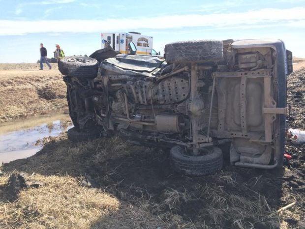 Man flown to hospital after Grafton crash | Mason City & North Iowa