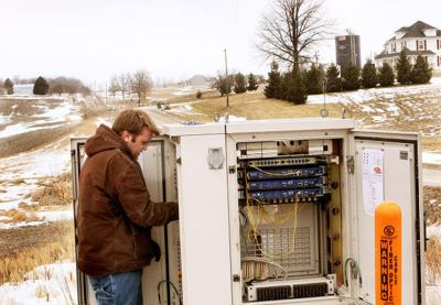 Broadband in Iowa