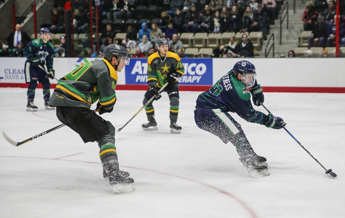 Hockey Bulls vs. Breezy Point 32