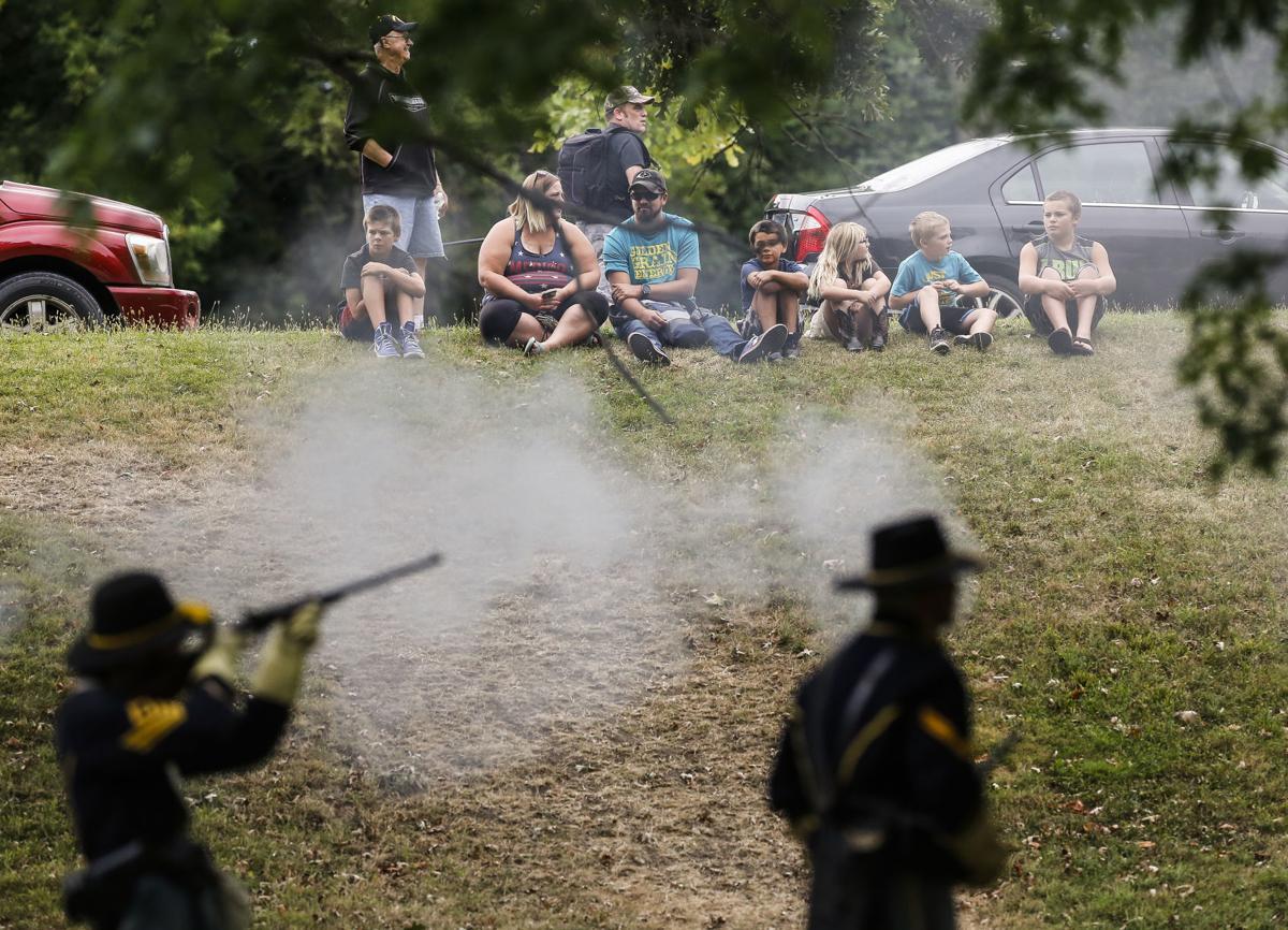 Battle of Fredericksburg is centerpiece of annual Civil War