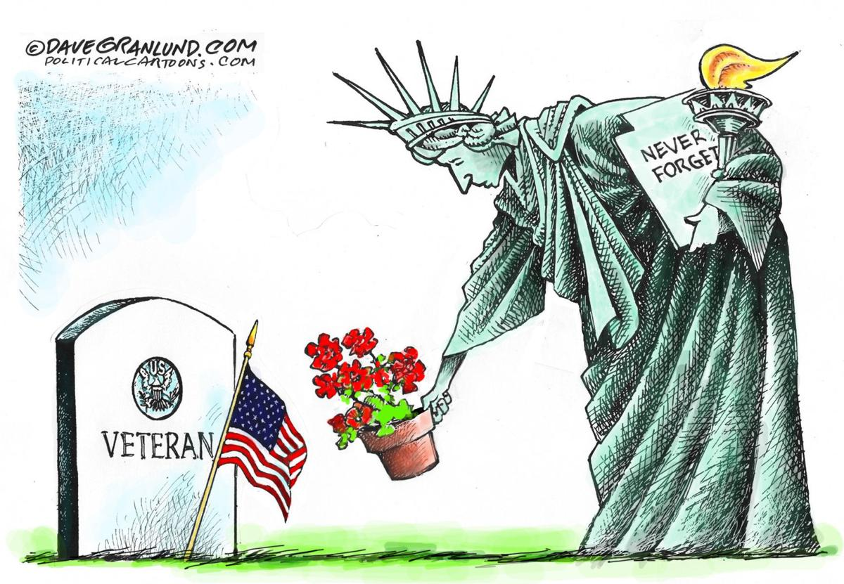 political cartoons memorial day wedgies self pity ford russia