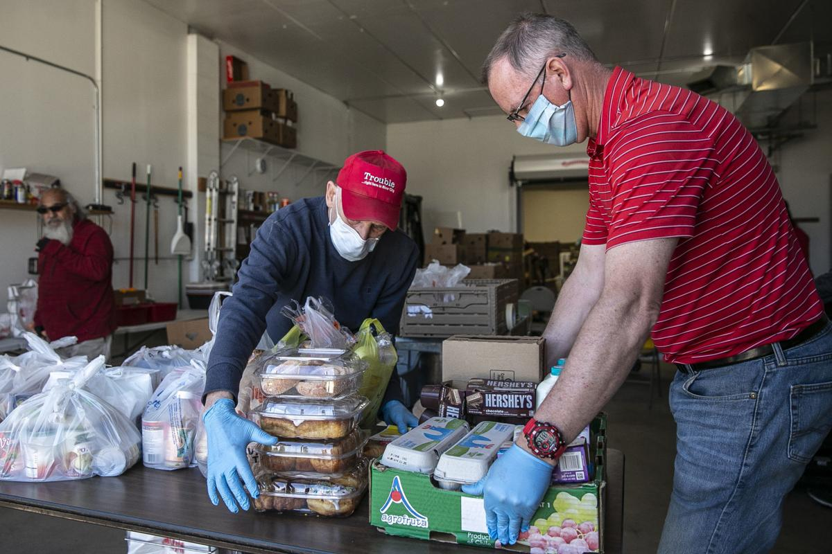 Hawkeye Harvest Food Bank Well Stocked As Hours Change Latest News Globegazette Com