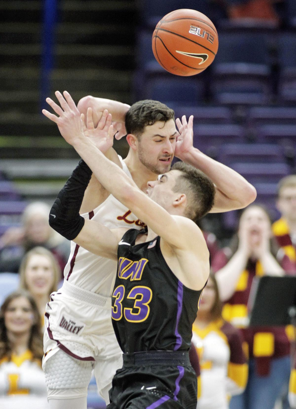 APTOPIX MVC Loyola Northern Iowa Basketball