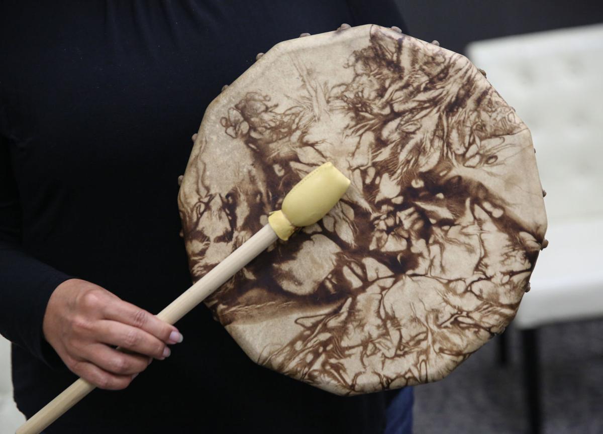 Kim Gibbs - drum 1
