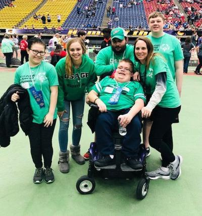 Osage Special Olympics