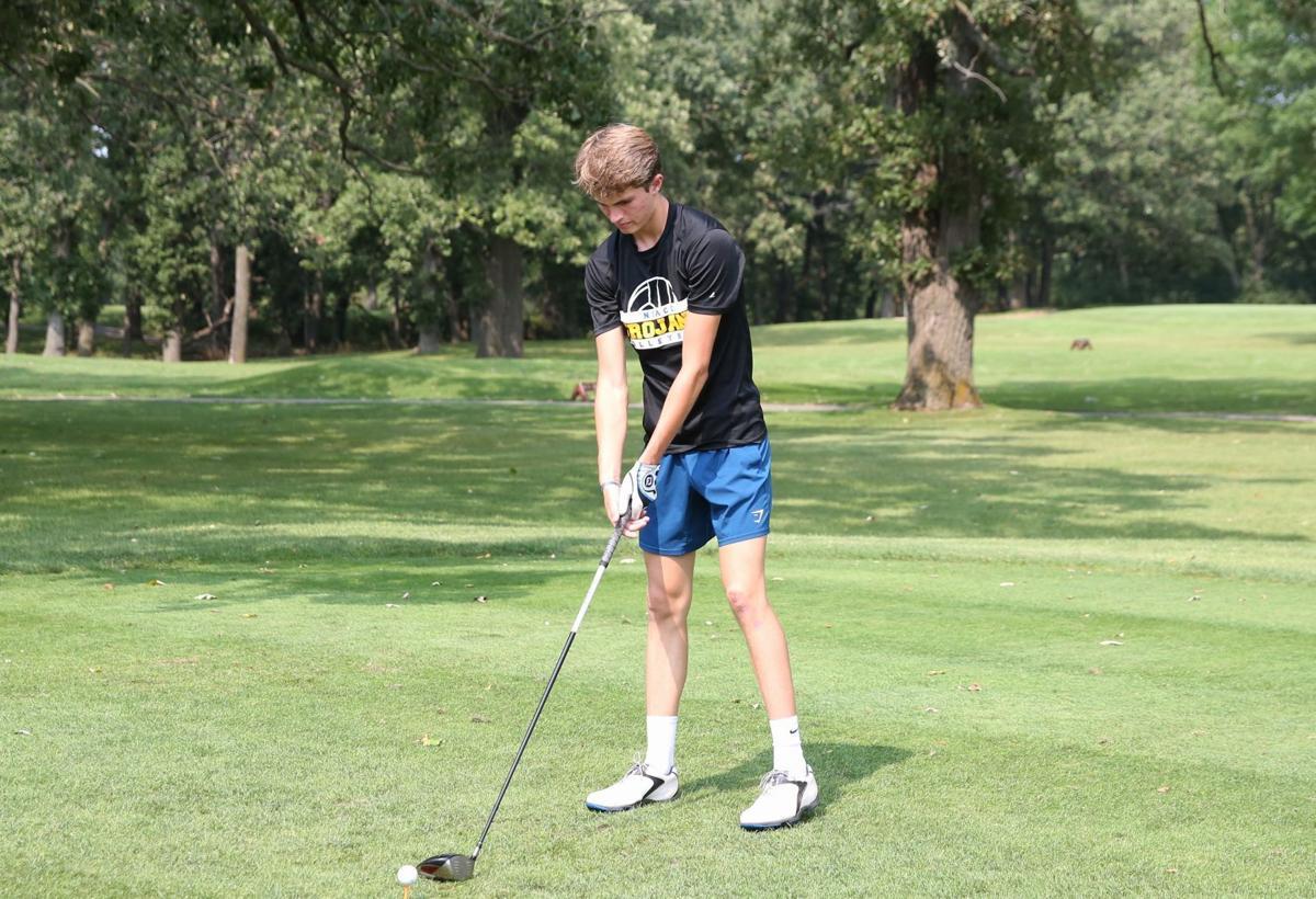 MCHS golf- Brandt