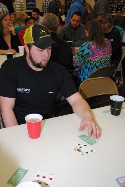 Poker hati