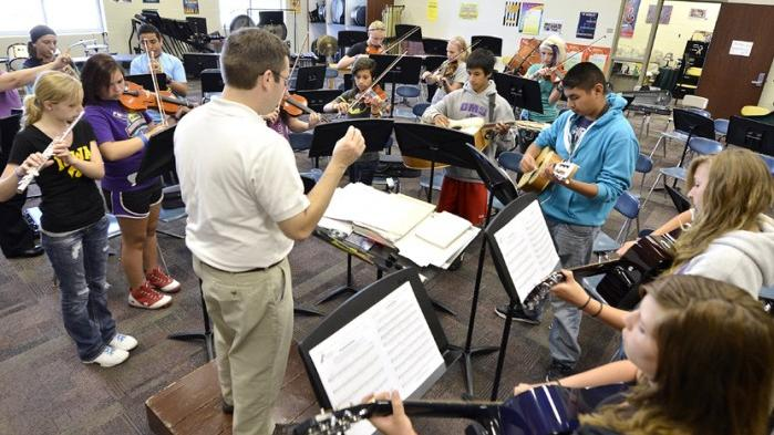 Mariachi Auto Sales: Mariachi Band Growing Roots In Denison Middle School