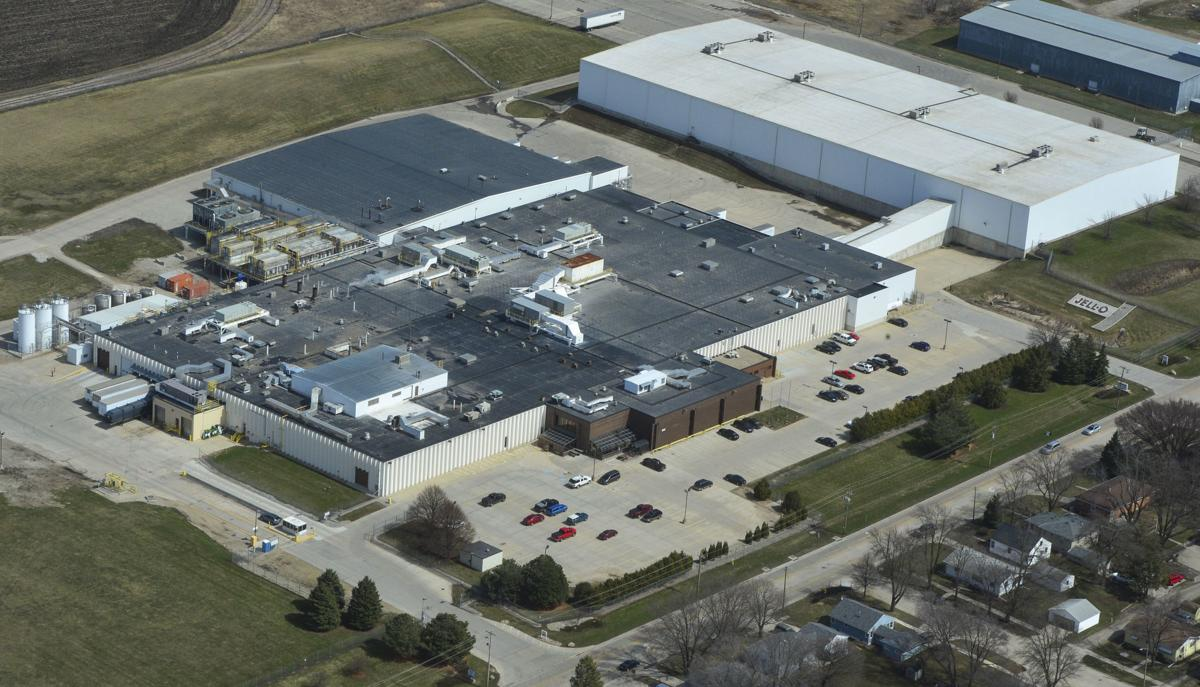 Aerials Mason City Kraft