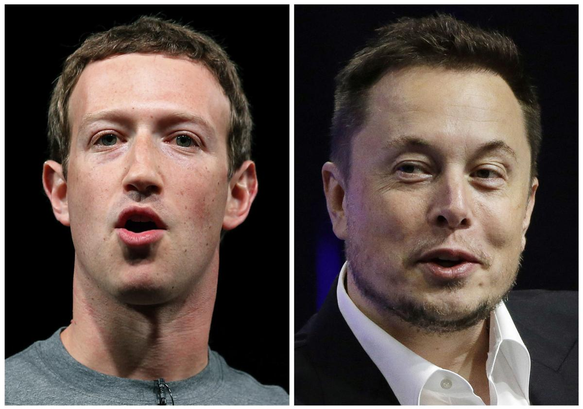 AP Explains-Musk Vs Zuck On Artificial Intelligence