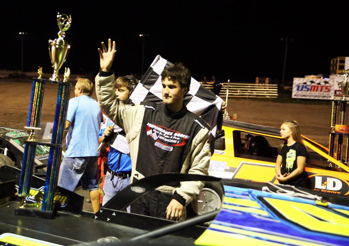 Champions honored during final night at Mason City Motor