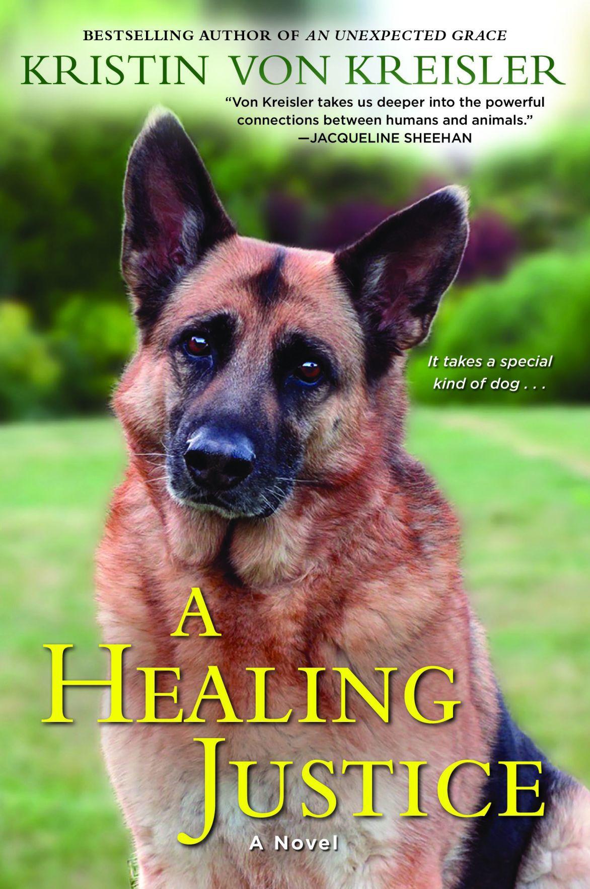 Bookworm Healing Justice a delightful read