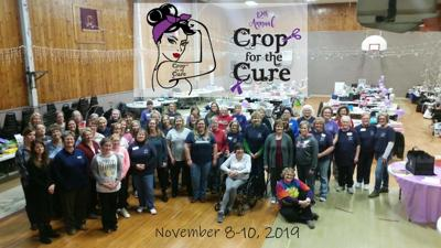 Crop for the Cure
