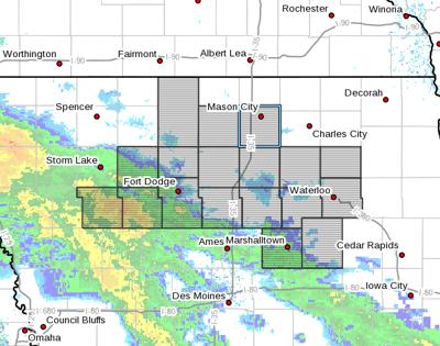 Winter Weather Advisory In Effect For North Iowa Tonight Mason