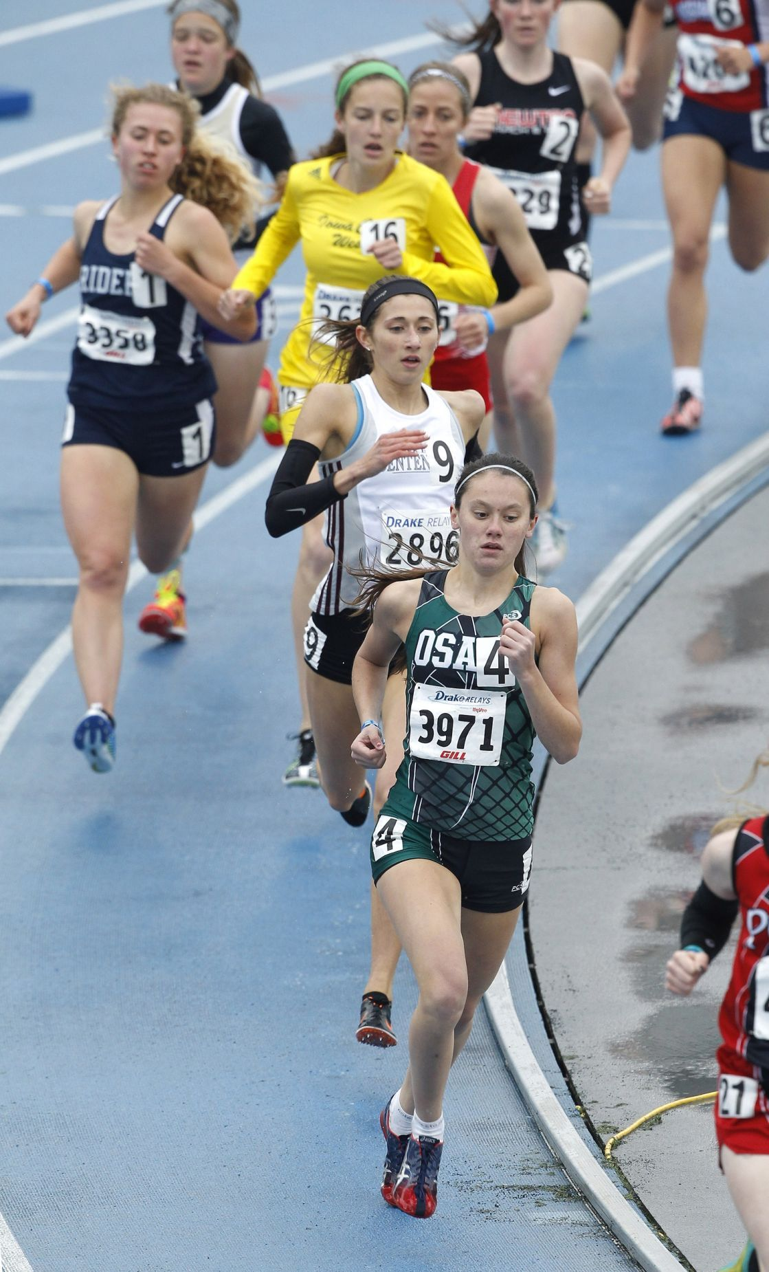 The Friesen Five Family 31 Days To A Complete Home: Friesen Charges To Fourth At Drake Relays