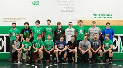 Osage wrestling team