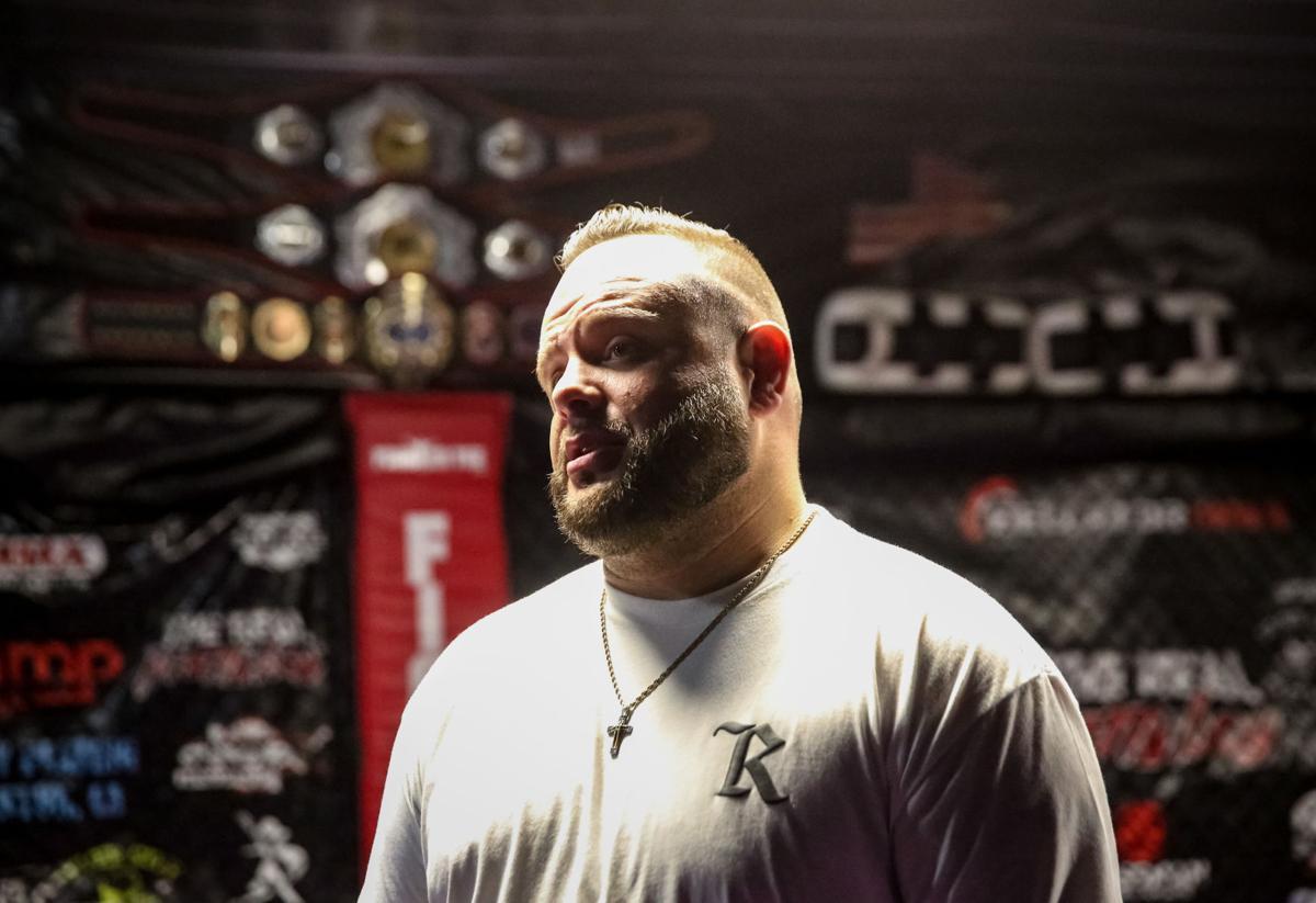 Mike Estus - gym 1