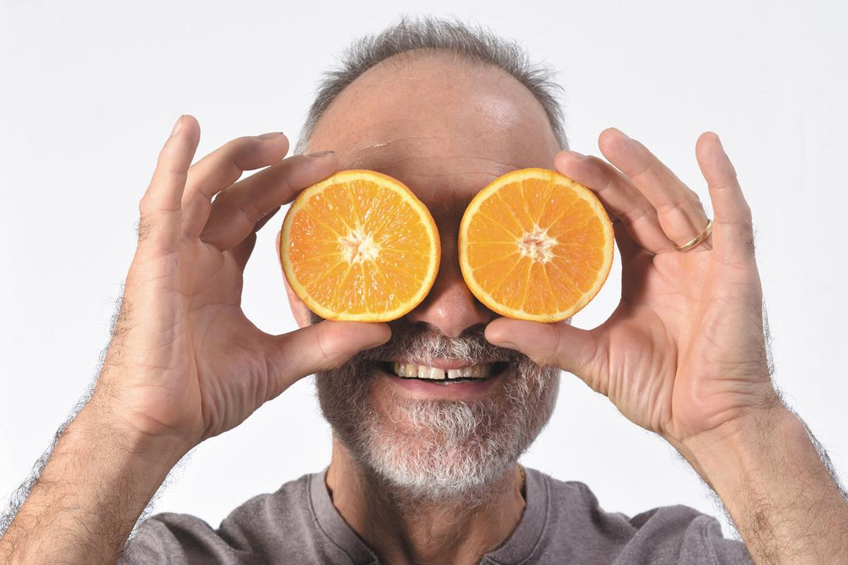 Bleeding gums? You may need more vitamin C