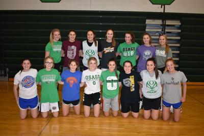 Osage High School Girls Basketball