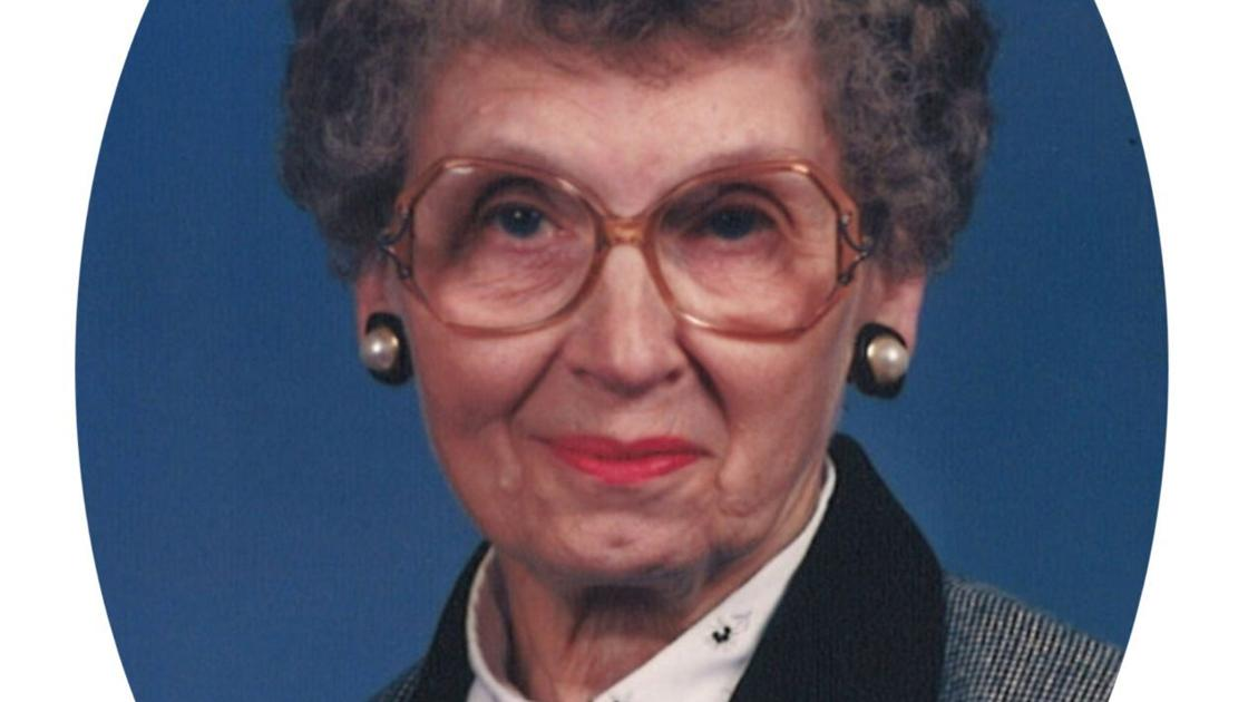 Marjorie Felland, Guttenberg, formerly Forest City - Mason City Globe Gazette