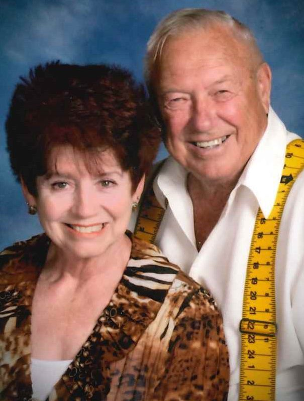 Richard and Marcia (Pletcher) Formanek