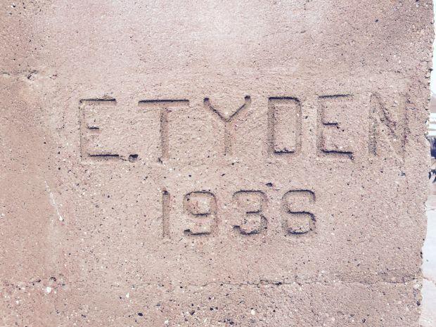Tyden farm marker