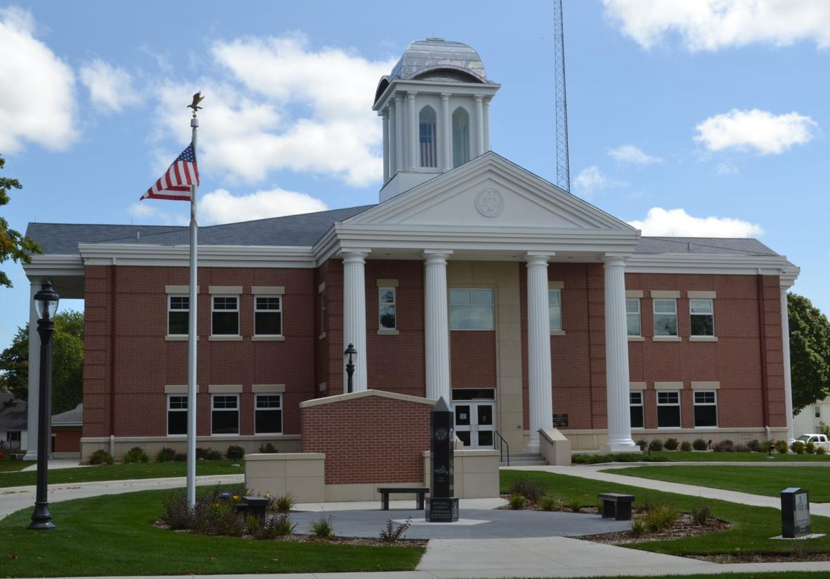 Mitchell County Courthouse New