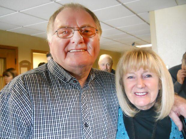 Tony and Nona Marsh