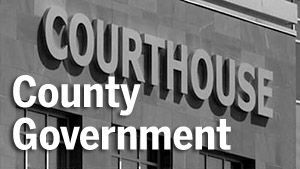 County government weblogo