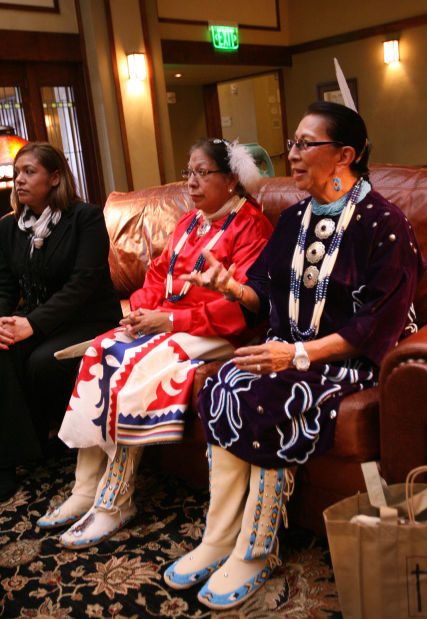Surprising Ioway Tribe Members At Film Festival Mason City North Best Image Libraries Weasiibadanjobscom