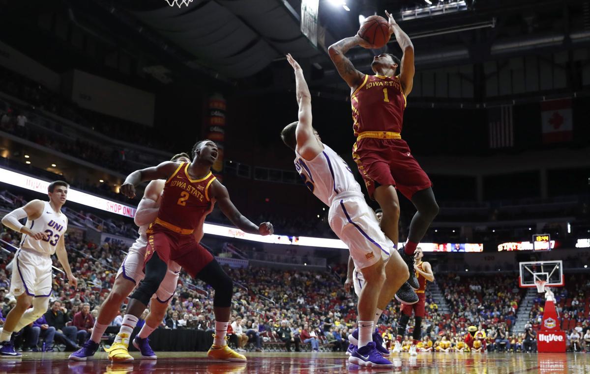 N Iowa Iowa St Basketball