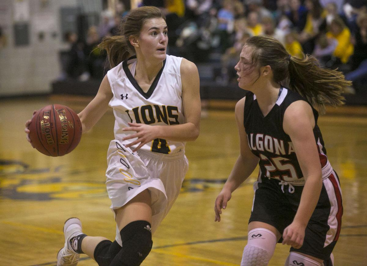 BBBall Clear Lake vs. Algona 1