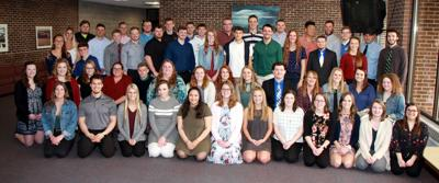 NIACC Pathways to Success honored student leaders