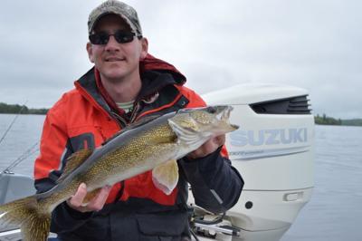 Kabetogama Lake fishing