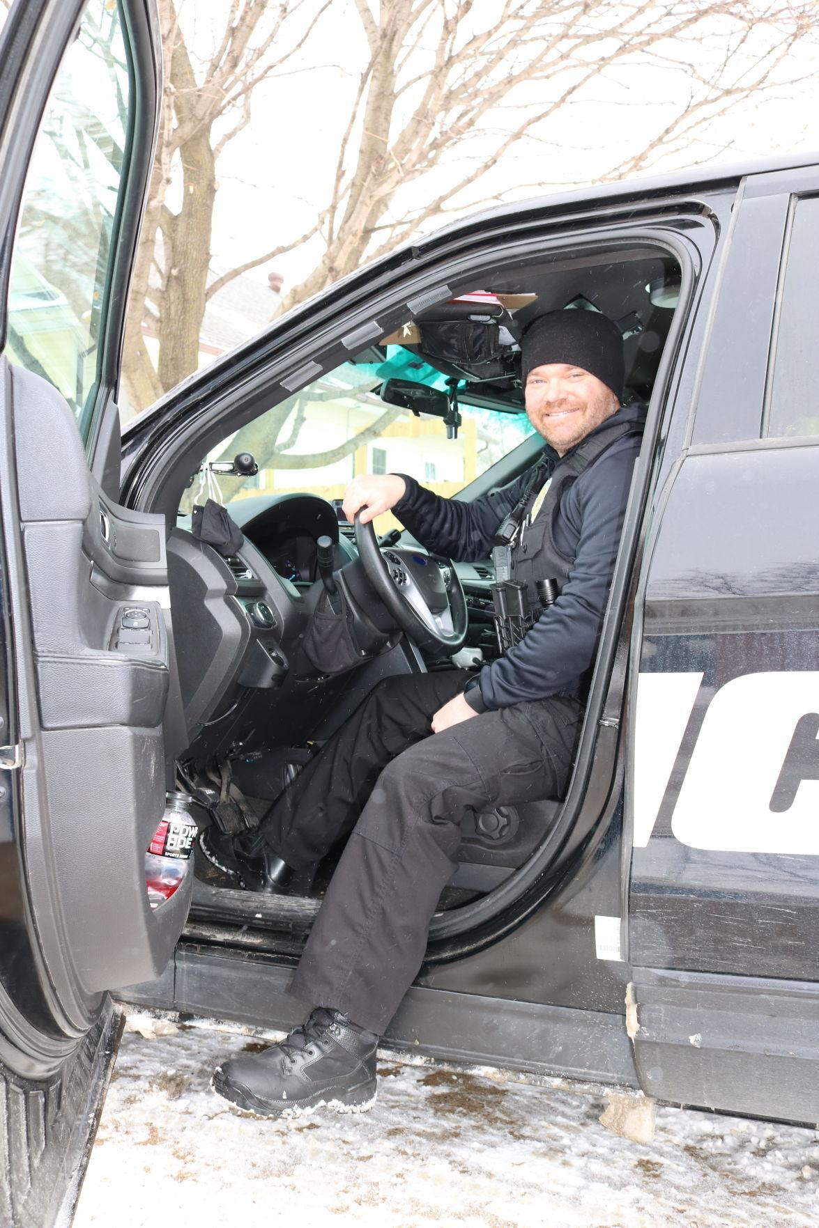 Britt Officer Josh Trulson 2