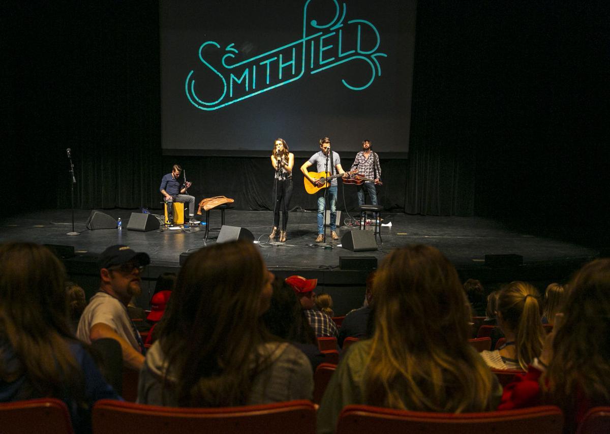 Smithfield Mason City Iowa