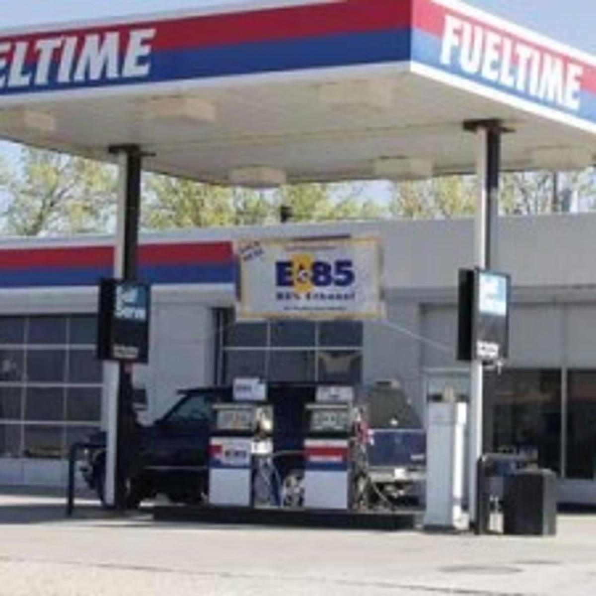 E85 fuel now on sale in St  Ansgar | Mitchell County News