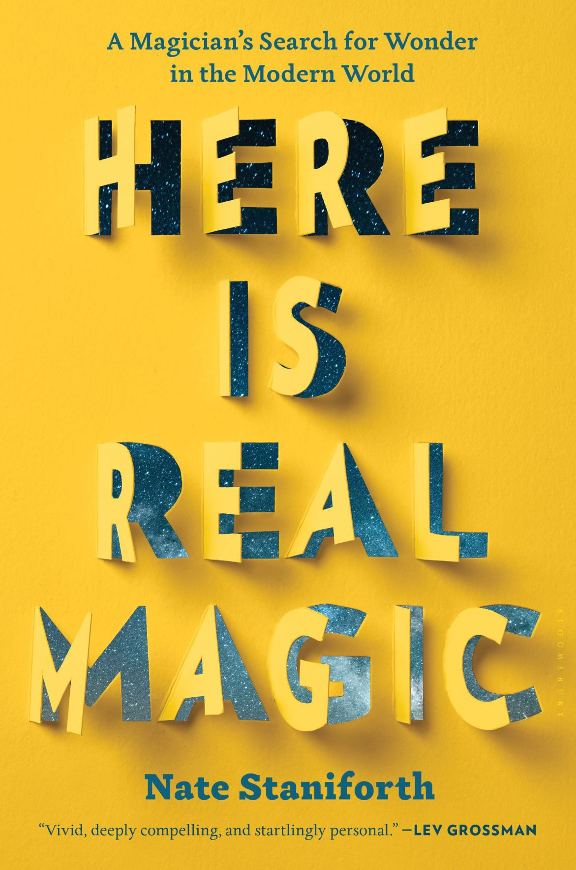 Here is Real Magic