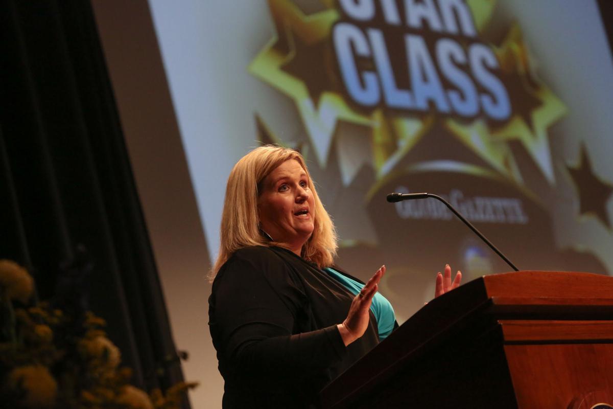 Barb Schwamman - STAR CLASS