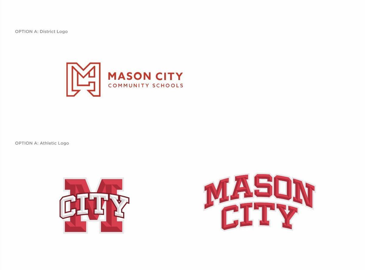 Mason City Preview Logo Option 1