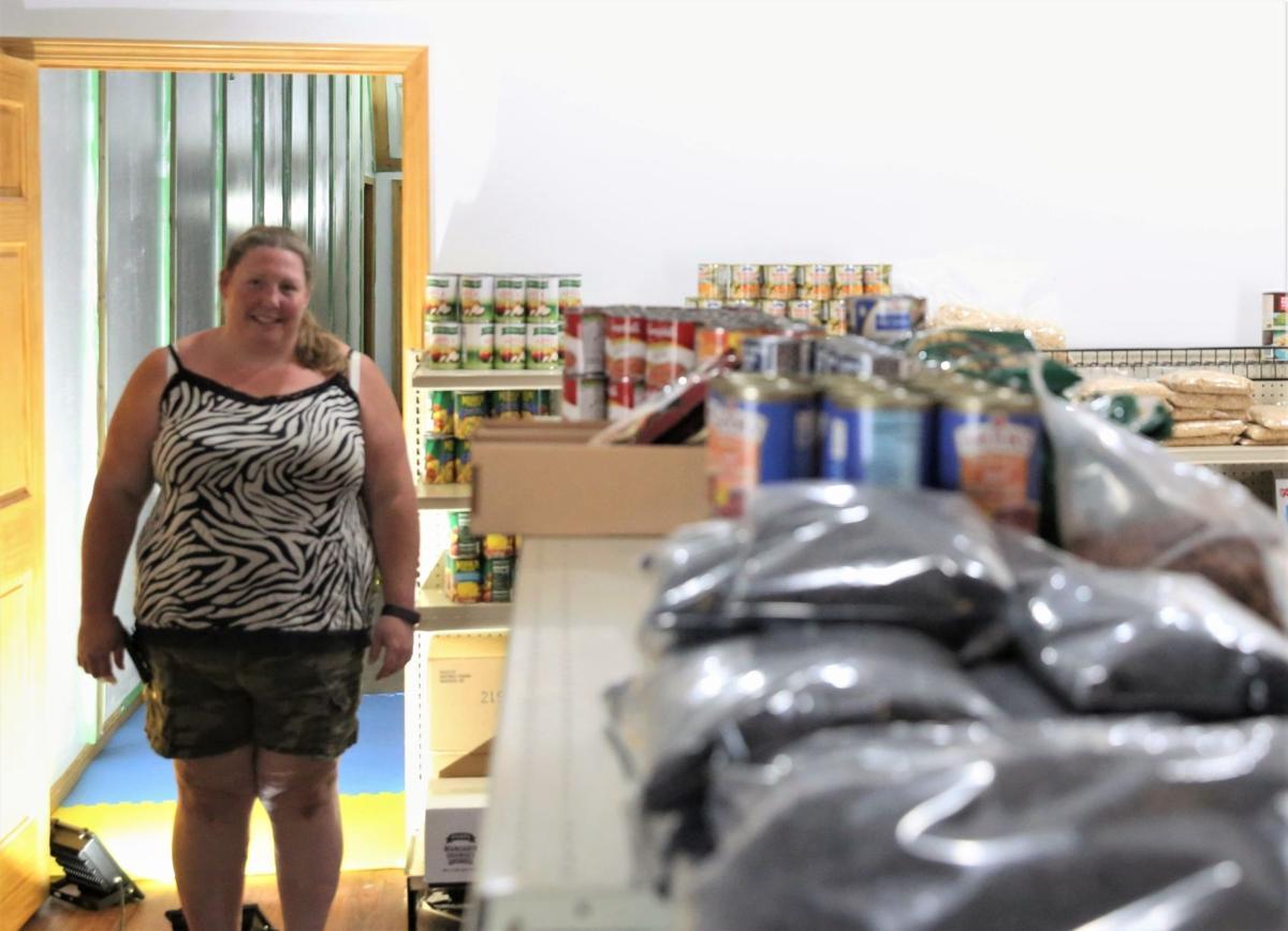 Worth County Community Pantry- Angela Wright