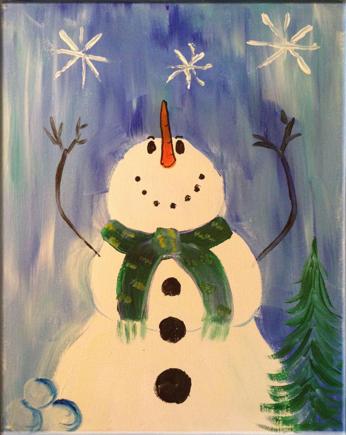 Kids and Canvas class is at Clear Lake Arts Center | Local ...