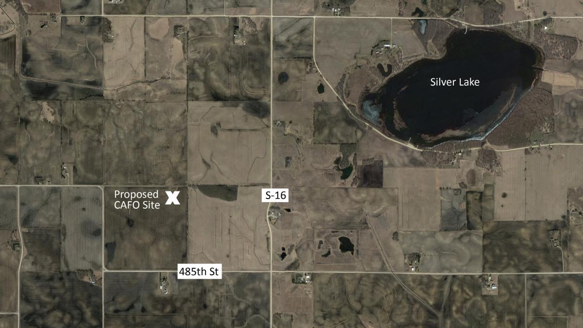 Silver Lake proposed CAFO site
