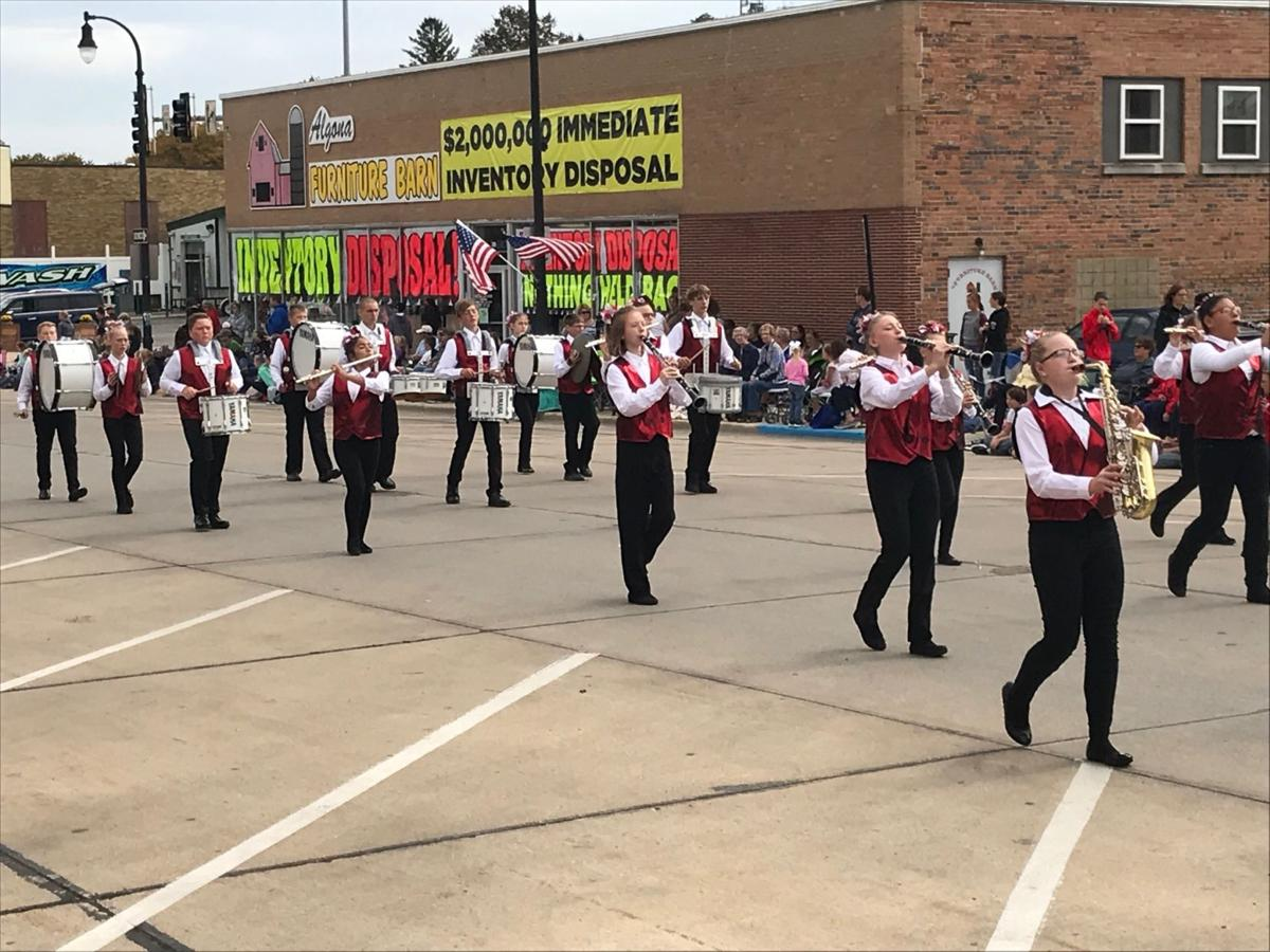 West Hancock Middle School Marching Band
