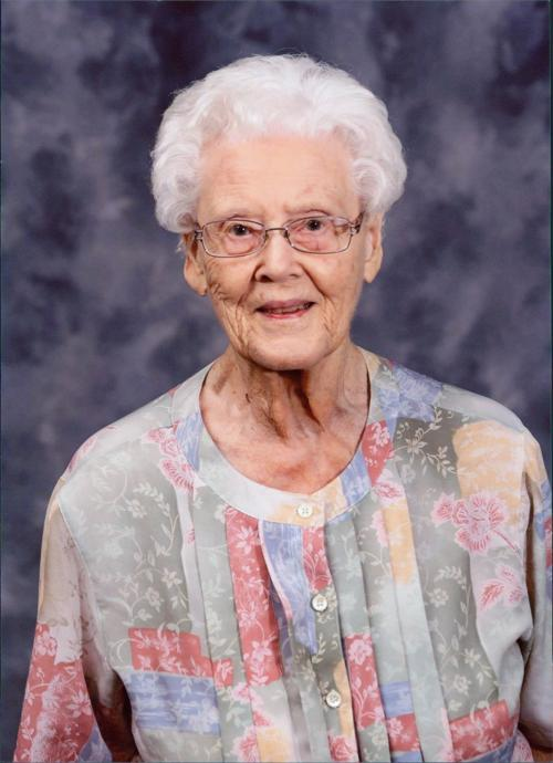 Mabel J. Welch