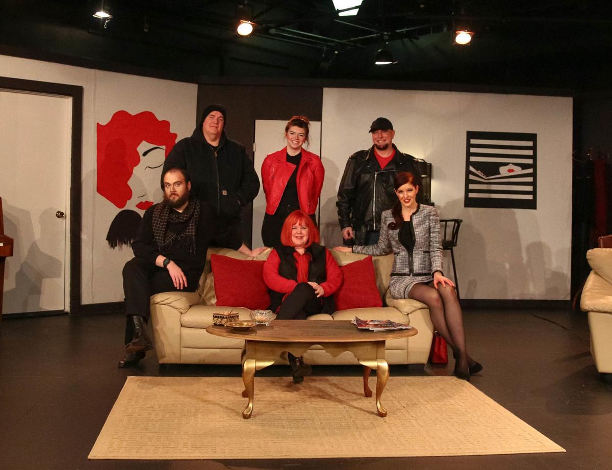Mason City Community Theatre - The Gingerbread Lady 1